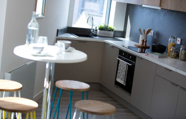 Apartamentos con cinco habitaciones en St. James View