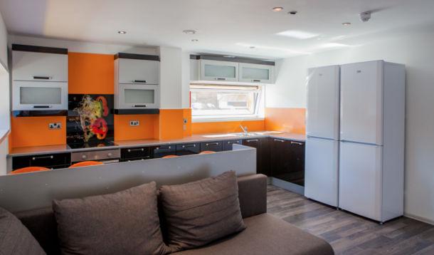 Apartamentos de cinco dormitorios en Phoenix House