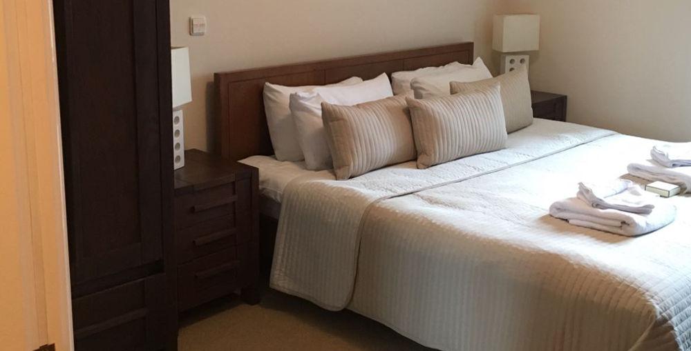 Apartamentos de un dormitorio, Ochre Yards